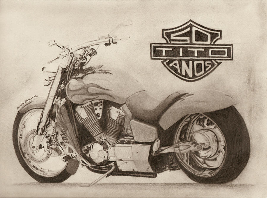 Harley Davidson by lucasvfa