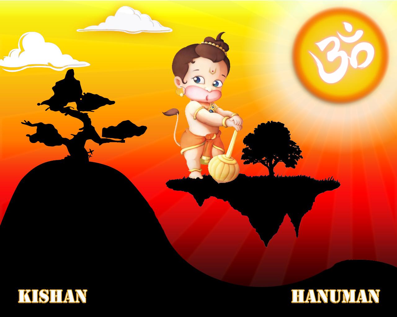 Download hanuman returns songs