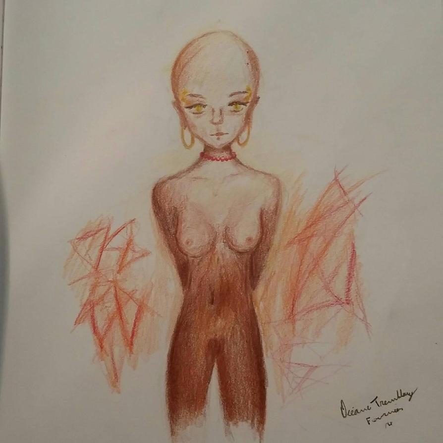Kayla  by Otremblay12