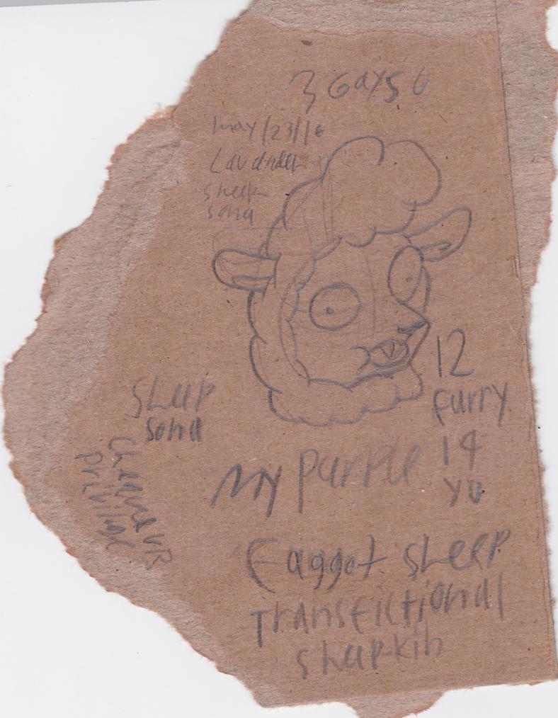 My 'Sheep Sona' by UncleReagan