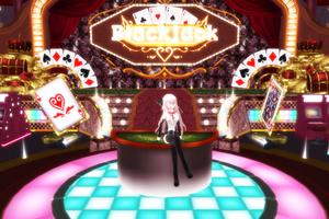 {MMD} PDF 2nd Blackjack Stage {DL} by HarukaSakurai