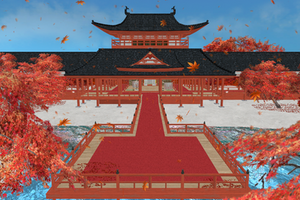 {MMD} PDF 2nd Shrine Stage {DL} by HarukaSakurai