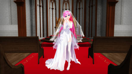 {190 Watchers Gift} TDA Bride Luka {DL} by HarukaSakurai
