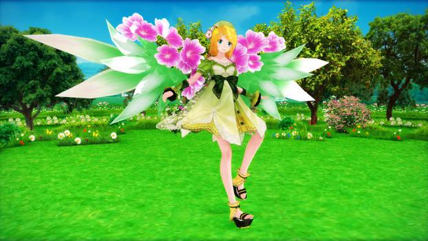 TDA Flower Fairy Rin {DL}
