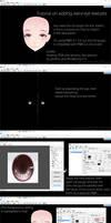 {MMD} Eye Texture Slider Tutorial {Part 1}