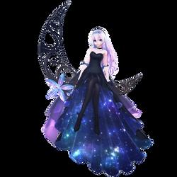 TDA Nebula Miku