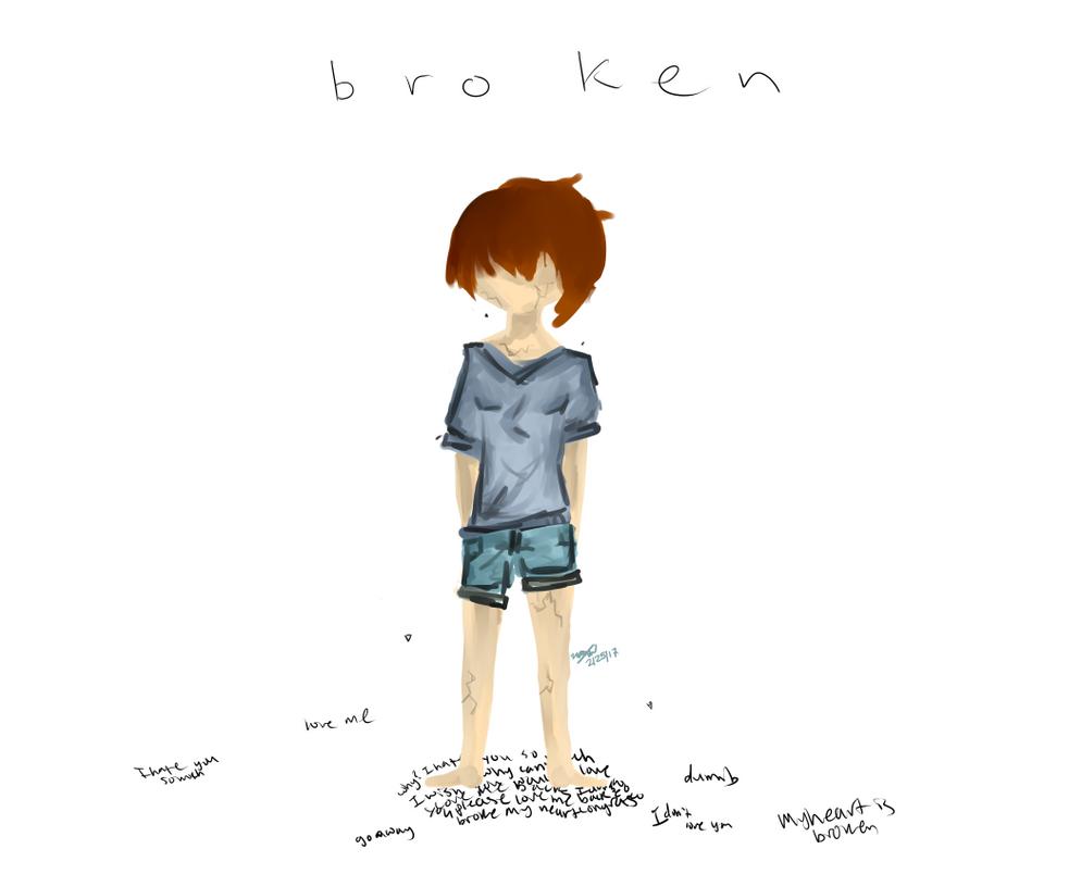 Broken by applehAckerman