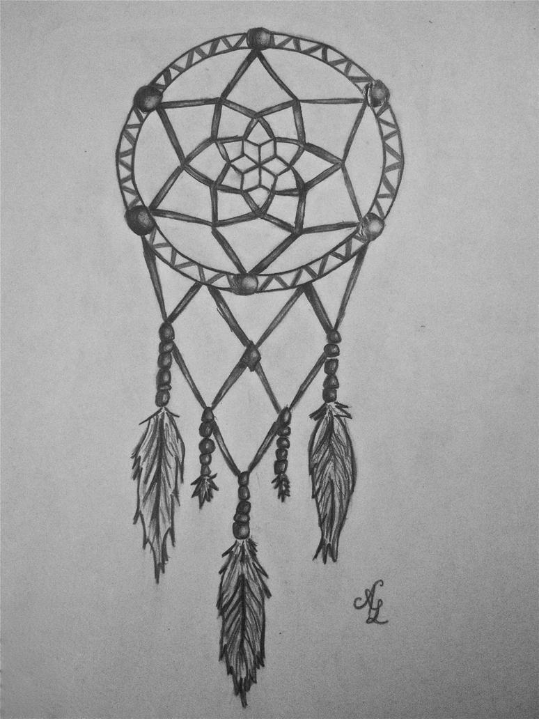 Dreamcatcher by kukiko12 on DeviantArt