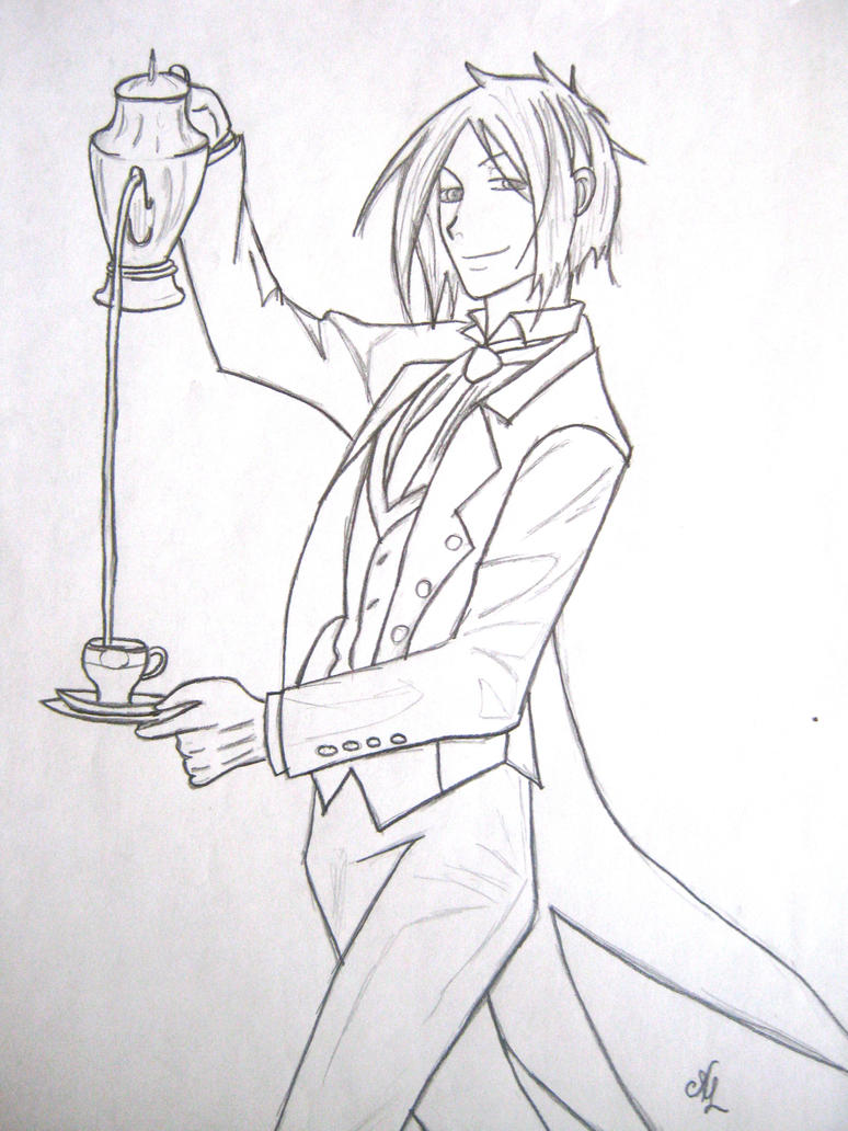 Black Butler Drawings Black Butler Drawings Black
