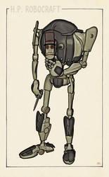 H. P. Robocraft by Mutinate