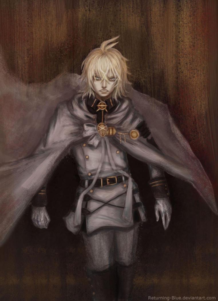 Vampire Mikaela by Returning-Blue