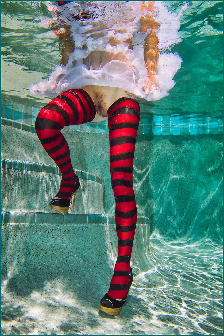 Red socks 30 by DPAdoc