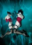 Underwater ballet 14