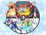 Smash Ultimate Pokemon fighters