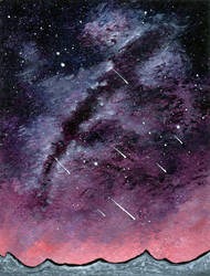 Celestial power - SpaceArt #014