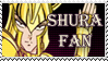 Shura stamp by HeiligerShadowfax