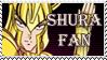 Shura stamp by Blatterbury