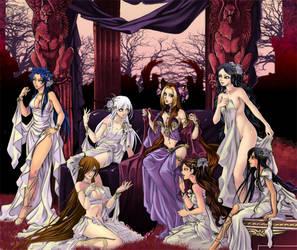 Contest: Bride in Hell by Blatterbury