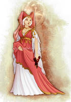 Rhaenyra Targaryen by Blatterbury