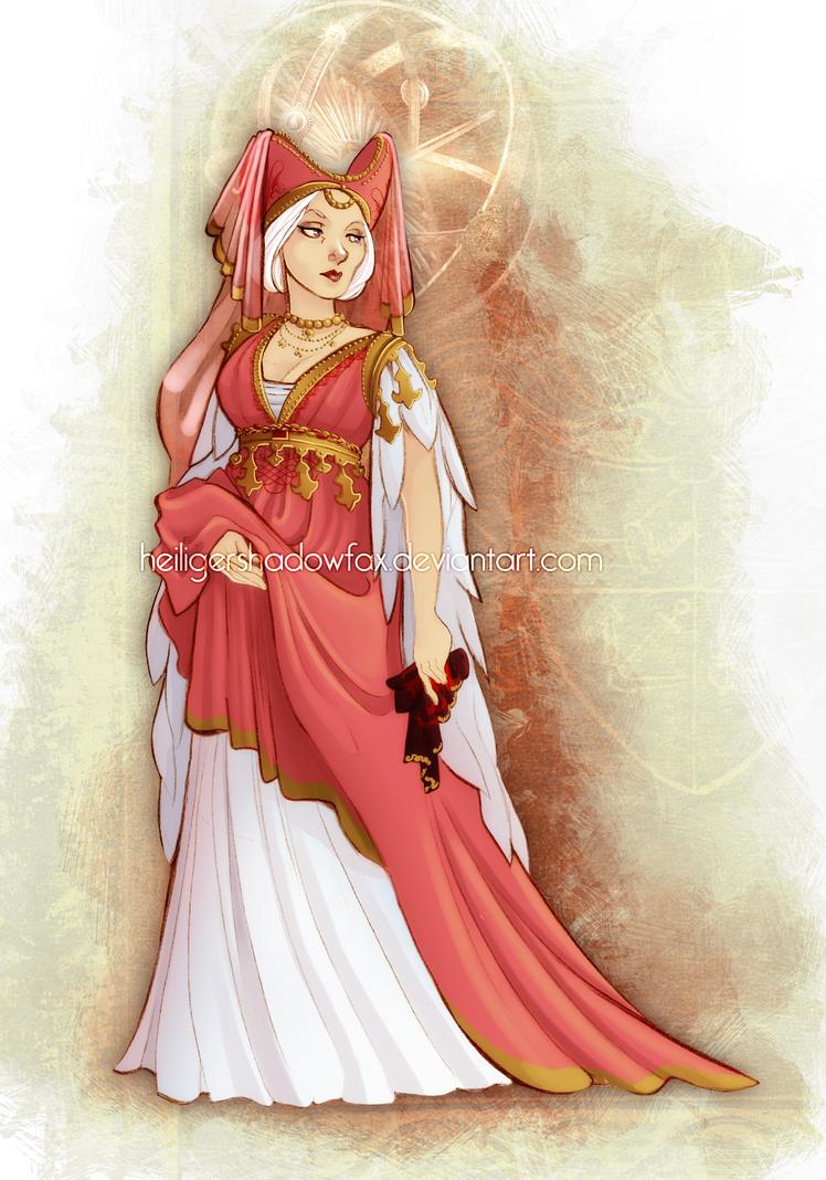 Rhaenyra Targaryen by HeiligerShadowfax