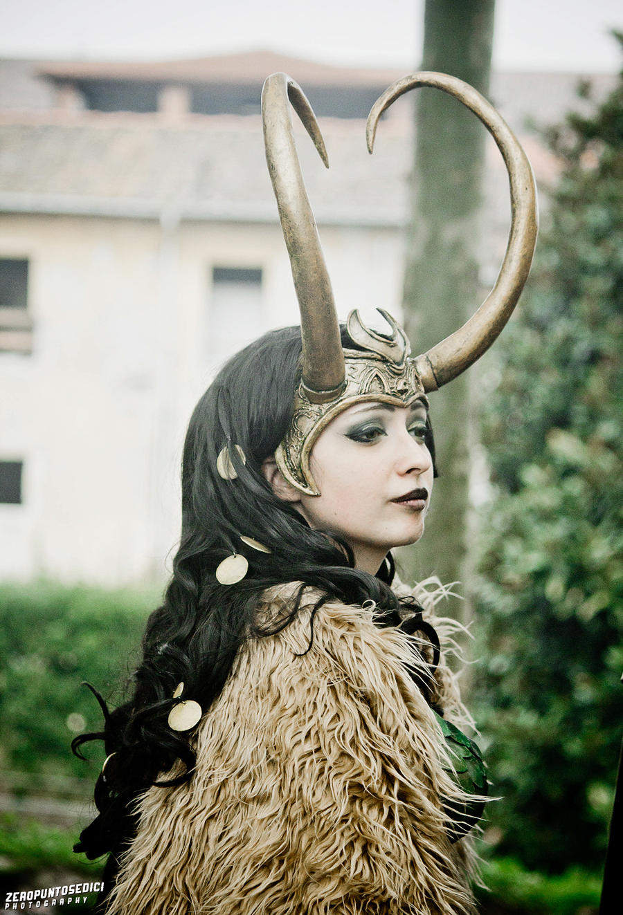 Lady Loki 01 by HeiligerShadowfax