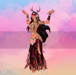 Disney Belly Dancers: Tribal Pocahontas