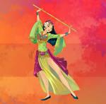 Disney Belly Dancers: Ritmo Saidi