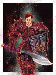 DAO: Hero of  Ferelden by Blatterbury