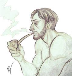 DAO: Smoke by Blatterbury