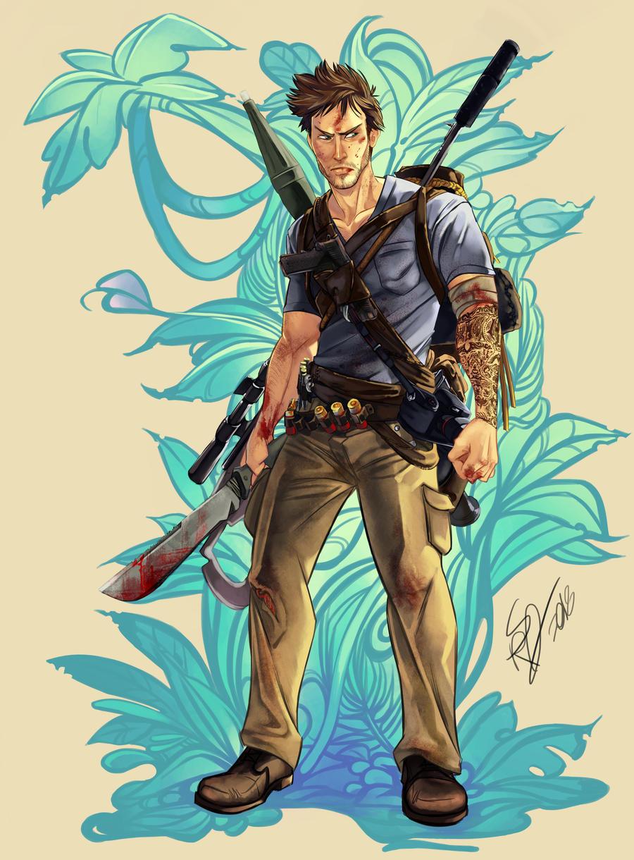Far Cry 3 Jason F G Brody By Blatterbury On Deviantart