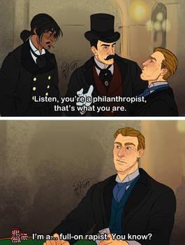 Arthur 'I barely speak english' Morgan