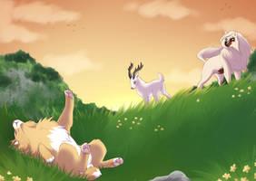 [RoD] Enjoying the good life by Furreon
