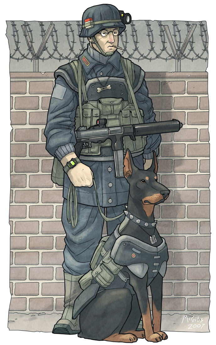 Tacterrian Wardog by McGibs
