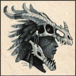 Dragon Headdress