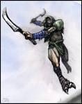 Gondar, the Bounty Hunter