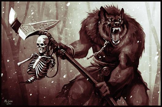 Wolf-thug