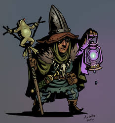 Witchsona by McGibs