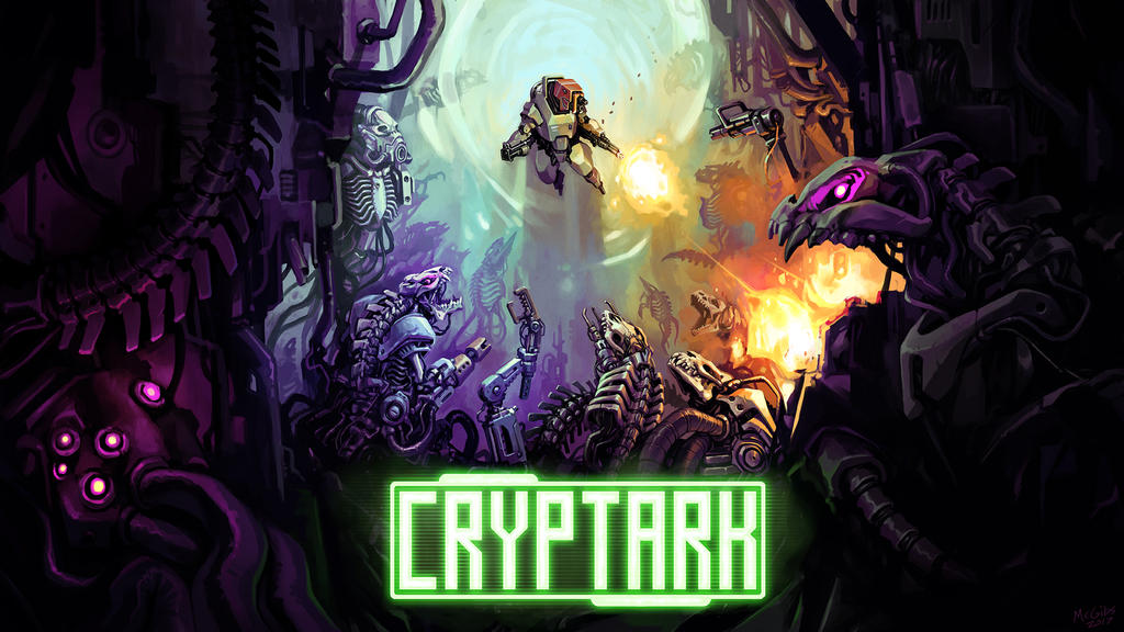 Cryptark by McGibs