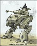 Panzer Mech
