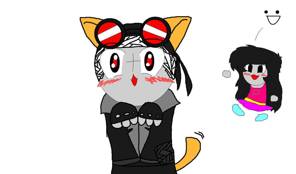 Pash Marshalltrap: Yay! I'm A Kitty Cat! :3 By Salad-Zeppeli On DeviantArt