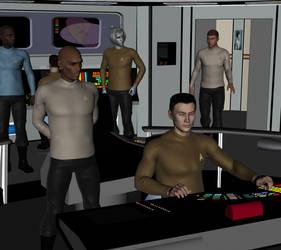 Star Trek Begins by Praedane