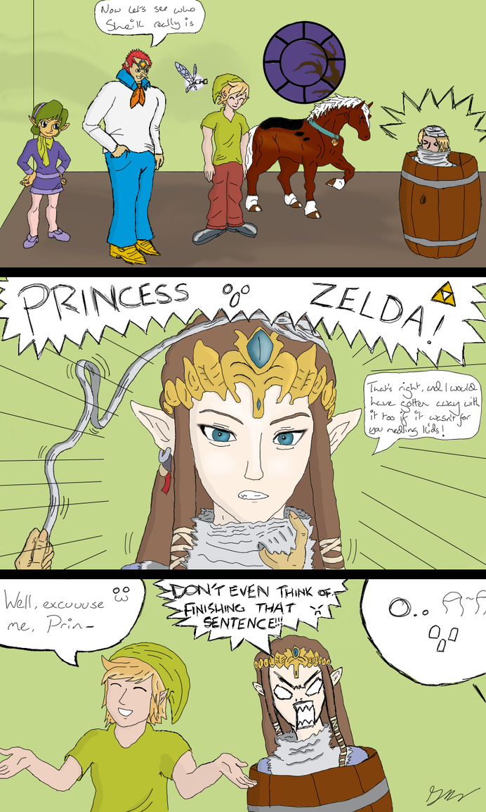 Triforce Inc. by stalydan