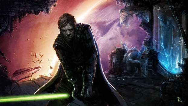 Star wars - Dark empire tribute by DaniNaimare