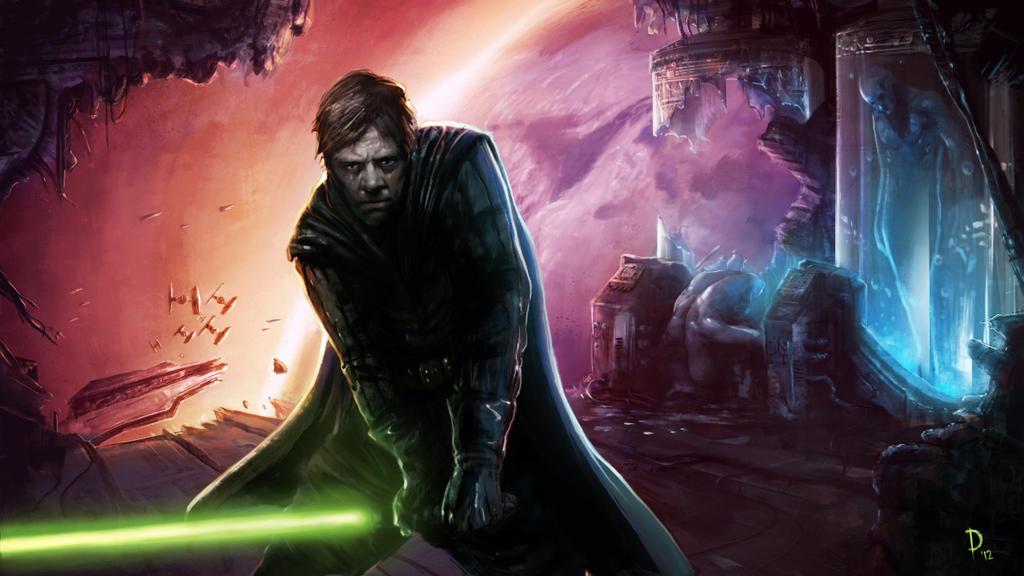 starwars Dark empire by DaniNaimare