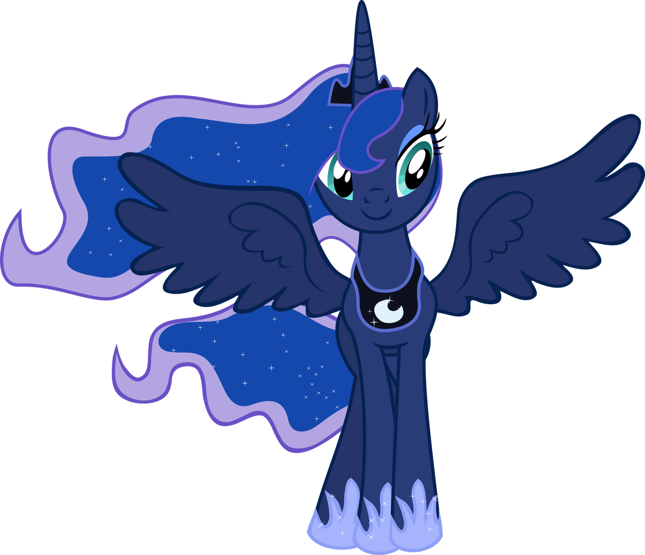 princess_luna_s2_finale_vector_by_theone