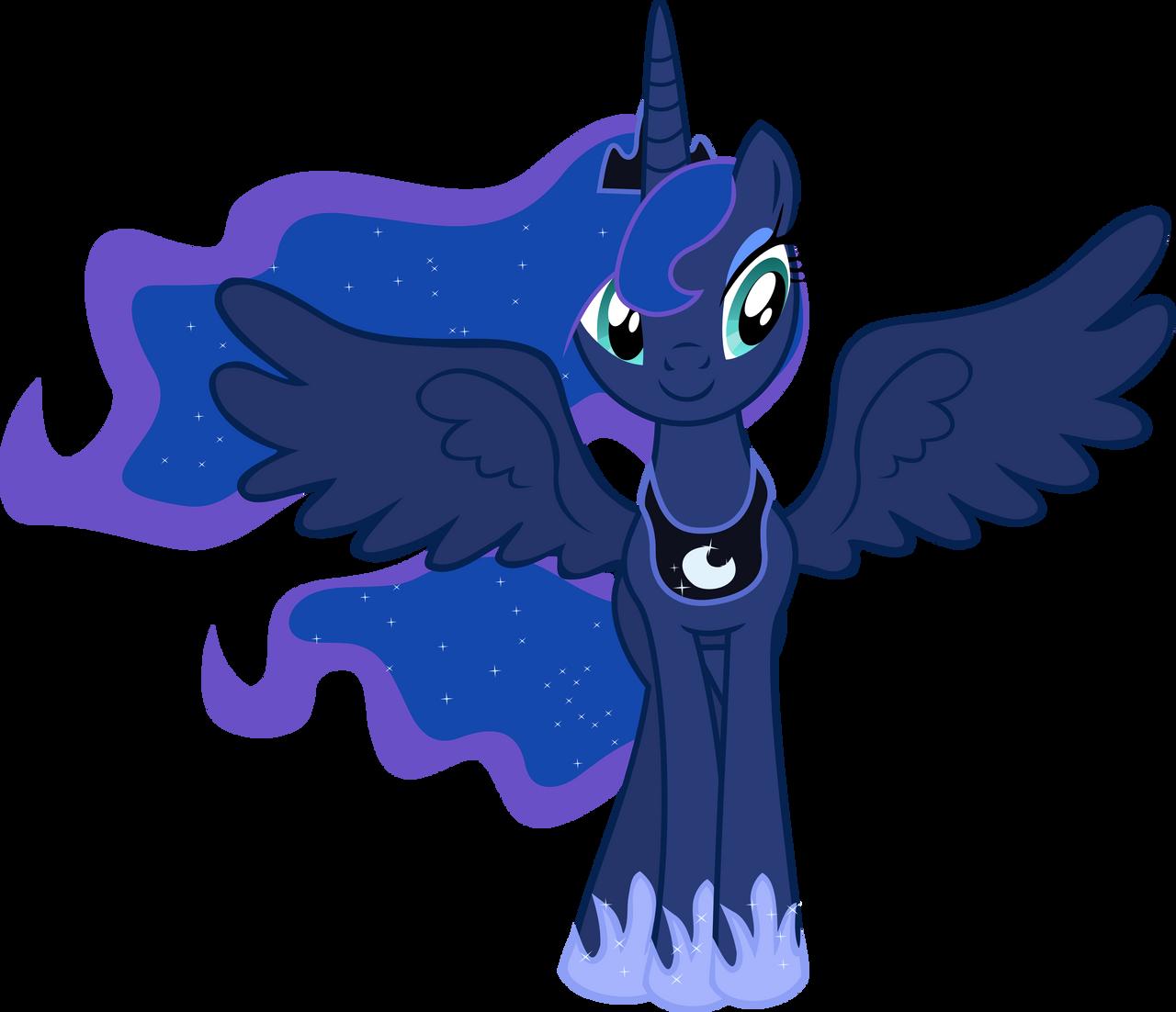 Princess Luna Fan Club Fanclub Fortress Equestria Daily Forums