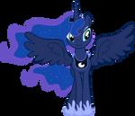 Princess Luna S2 Finale Vector