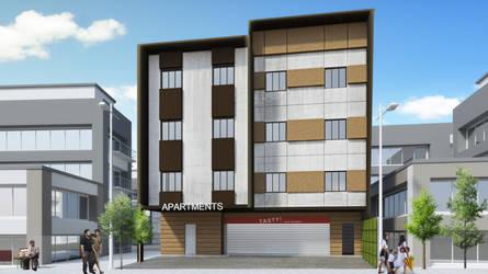 Tayuman Apartment