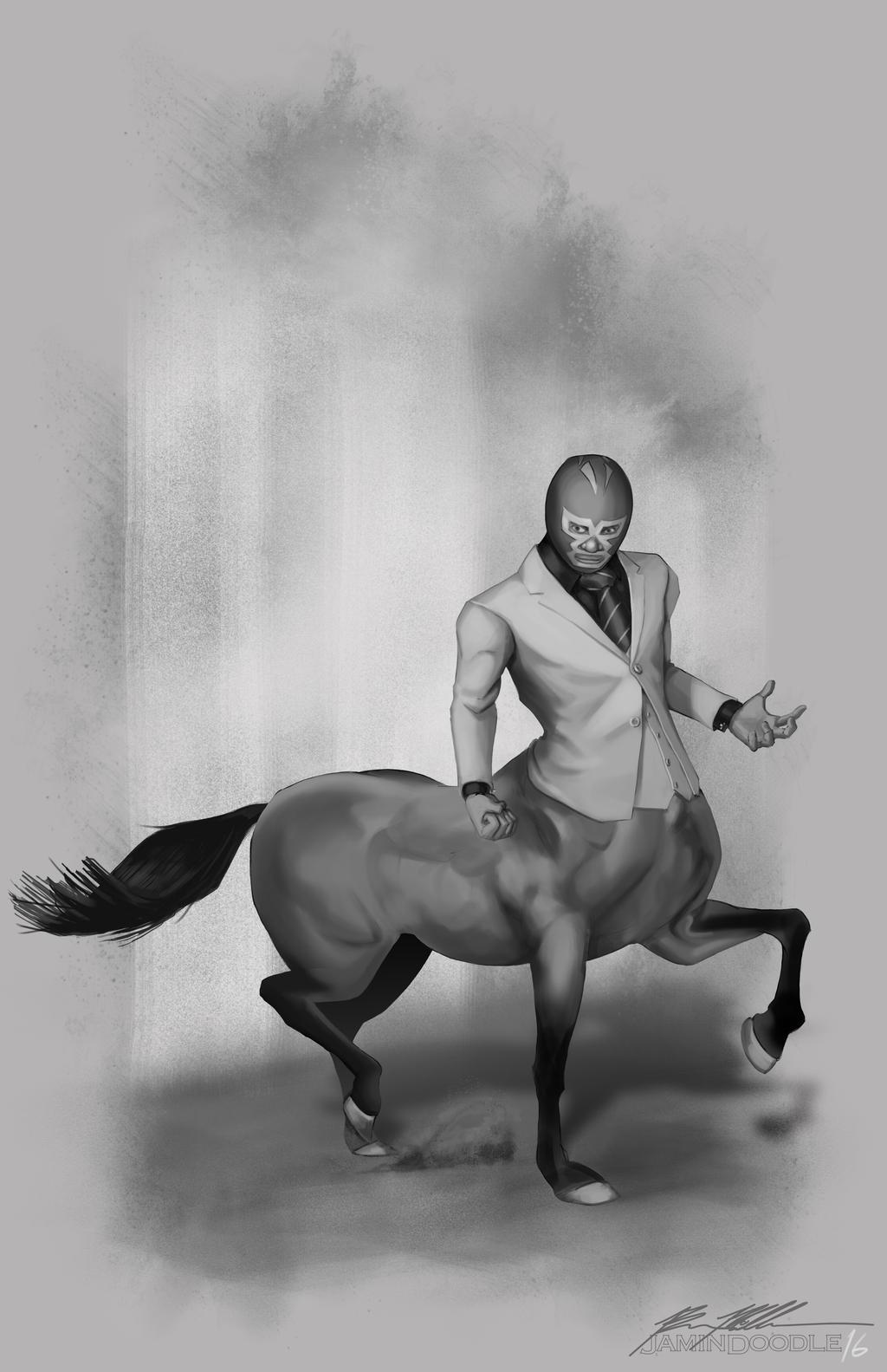 Luchador Centaur
