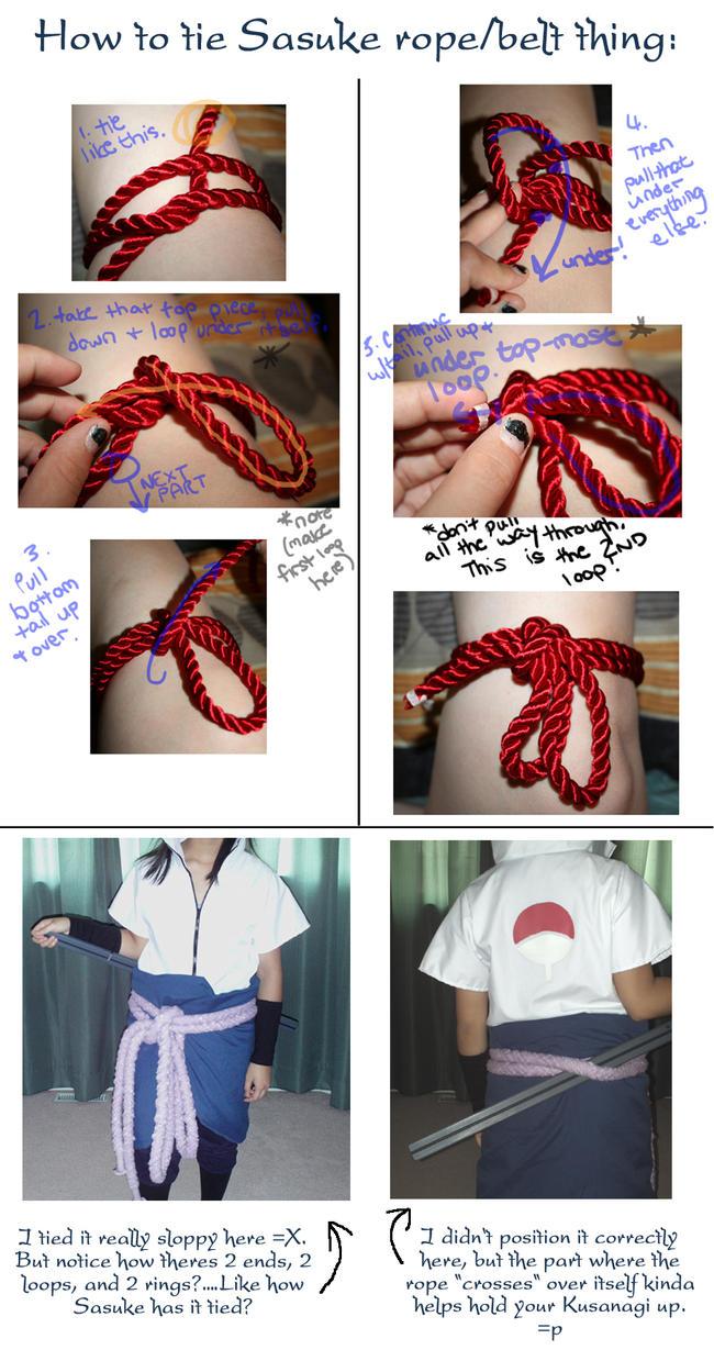How to tie sasuke rope by bloodofuchiha on deviantart how to tie sasuke rope by bloodofuchiha ccuart Images